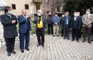 AK PARTİ ATAŞEHİR İLÇE BAŞKANI İSMAİL ERDEM'DEN...