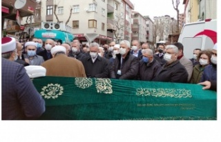 Hasan Can'ın babası Hafız Mustafa Can, Hakk'a...