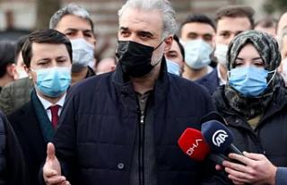 AK Parti İstanbul İl Başkanı'ndan Kadınlar...