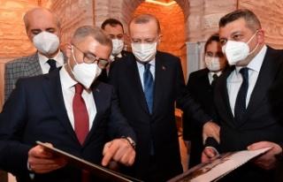Üsküdar Nevmekân Selimiye'nin Açılışı...