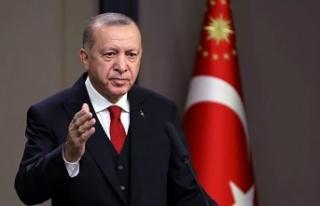 Başkan Erdoğan duyurdu! İşte esnafa 5 bin TL hibe...