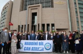 Gazeteci Can Ataklı'ya 58 Dernek ve Federasyon...