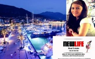 New Life Real Estate Karadağ Montenegro ve Budva'ya Türk Yatırımcıları Bekliyor