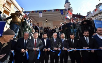 Üsküdar  Arakiyeci Hacı Cafer Camii Restorasyonu Ardından Cuma Namazı İle Açıldı