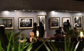 Dünyaca Ünlü Foto Muhabiri Ara Güler Üskadar'da Fotoğraflarıyla Anıldı