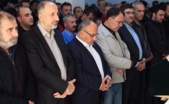 Ümraniye Belediye Meclis Üyesi Enver Pehlivan'ın acı günü