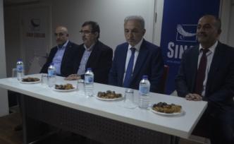 Sabri Şenel Yol Arkadaşı Olan Cumhur İttifakı Ümraniye Belediyesi Meclis Üyesi Adayı Recep Tüylüoğlu'na Tam Destek