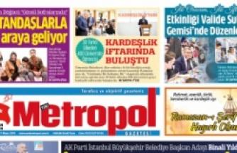 Metropol Gazetesi / Mayıs