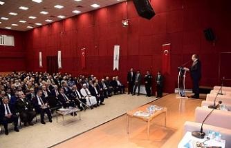 9. Uluslararası Din Görevlileri Sempozyumu Sancaktepe'de Gerçekleşti