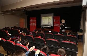Ümraniye Belediyesi, Öğrencileri Çevre Eğitimi Konusunda Bilinçlendirmeye Devam Ediyor
