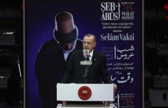 Erdoğan: Çare kavga değil, kardeş olmak