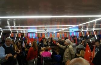 İstanbul Türkiye-Azerbaycan Dayanışma ve Kültür Derneği Nevruzu Unutmadı