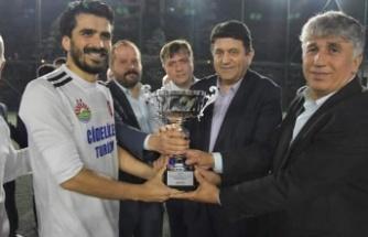 Gürfed Sarıyazma Futbol Turnuvası Sona Erdi