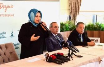 Sancaktepe Belediye Başkanı Şeyma Döğücü, Basın Emekçileri İle Buluştu
