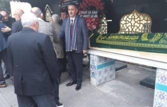 Ümraniye Kaymakamı Suat Dervişoğlu'nun Acı Günü