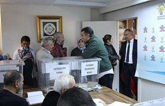 AK Parti'de Delege Seçimleri Gerçekleşti
