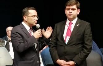 CHP Ümraniye İlçe Başkanlığında Zeynel Kızılkaya Dönemi Başladı