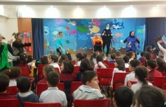 Genç Osman İlkokulunda Türkiye'de Bir İlk Yaşandı