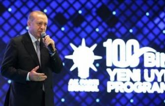 AK Parti'de 100 Bin Yeni Üye Kapsamında Çekmeköy Birinci Oldu
