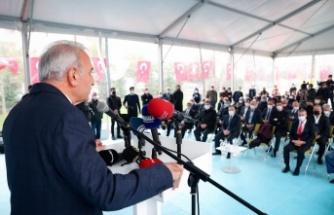 Ümraniye'de Kentsel Dönüşüm Ofisi Açıldı