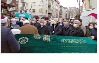 Hasan Can'ın babası Hafız Mustafa Can, Hakk'a uğurlandı