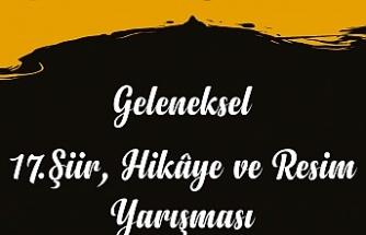 Ümraniye Belediyesi Tarafından 17. Geleneksel Şiir, Hikâye ve Resim Yarışmaları Başlıyor