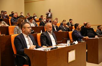 Çekmeköy Belediyesi 2020 Yılı Bütçesi Kabul Edildi
