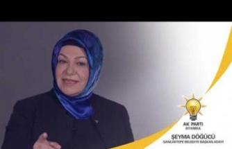 AK Parti Sancaktepe Belediye Başkan Adayı Av Şeyma Döğücü