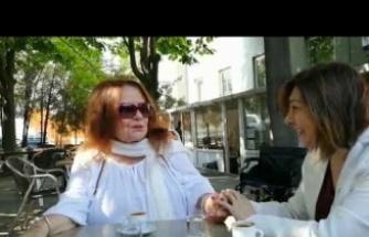 Ünlü sanatçı Müslüm Gürses'in eşi Muhterem Nur'un Taner Akkuş Sevgisi