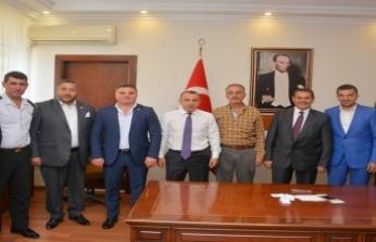 Çekmeköy'ün Yeni Kaymakamı Adem Arslan Göreve Başladı