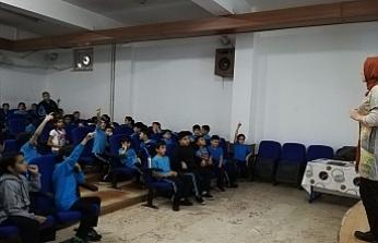 Ümraniye Belediyesi İlçedeki Öğrencilere Çevre Eğitimi Vermeye Başladı