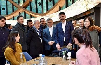 Murat Kurum'dan Üsküdar'a Önemli Ziyaret