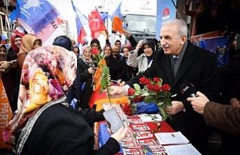 Ümraniye 2019 yerel seçimlerine kararlılık ve heyecanla hazırlanıyor