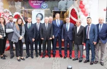 Bosch Bekarlar Şubesi'nin Yeni Şubesi Ümraniye Çarşı'da Açıldı