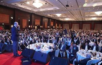 İçişleri Bakanı Süleyman Soylu'nun Geleneksel İftar Yemeğinde İmamoğlu Tepkisi