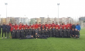 Ümraniye Kemerdere Spor Kulübü Alt Yapıda Hızlı Bir Şekilde Büyüyor