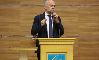 Çekmeköy'de faaliyet raporu oy çokluğuyla kabul edildi