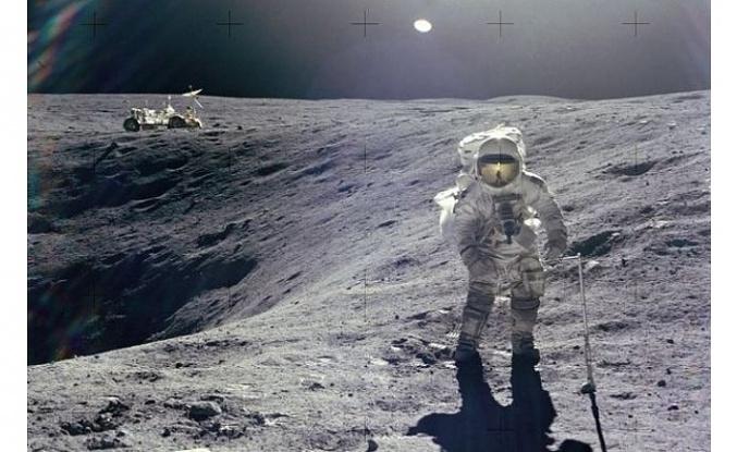 Ay tozu insanlar üzerinde tehlikeli