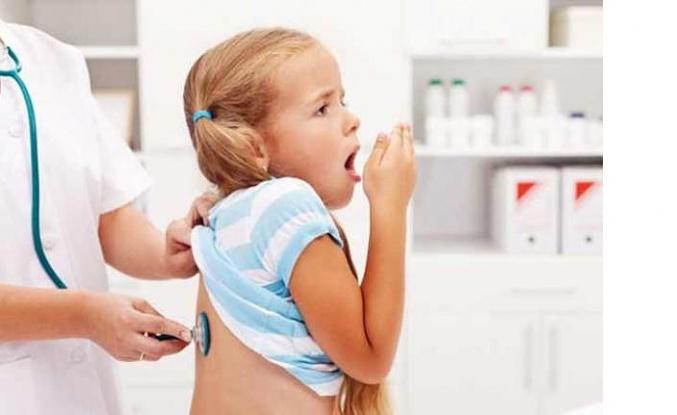 Çocuklarda kuru öksürük nedenleri ve tedavisi nedir?