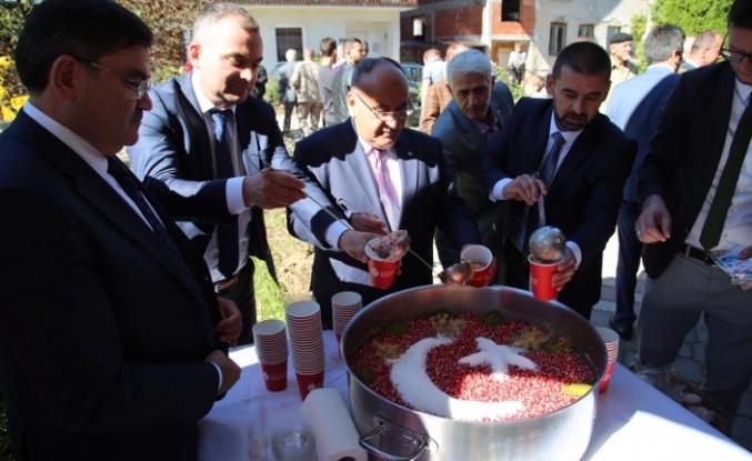 Ümraniye Belediyesi, Aşure'nin Bereketini Kardeş Şehri Bosna Hersek Fojnica'yla Paylaştı