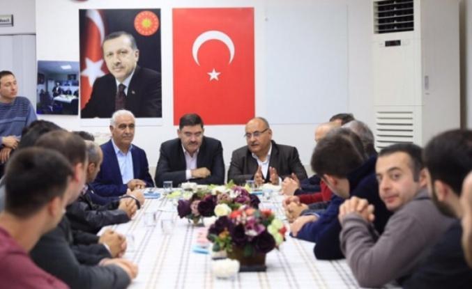 """Başkan Can, """"Türkiye'nin 'En Temiz İlçesi'  unvanımızı korumaya kararlıyız"""