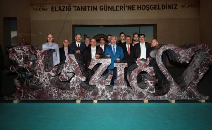 Başkan Hasan Can Yenikapı'daki Elazığ Tanıtım Günlerine Katıldı