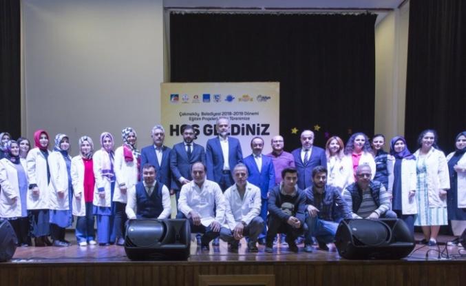 Çekmeköy Belediyesi 2018-2019 Eğitim Projeleri Açılış Töreni Gerçekleşti