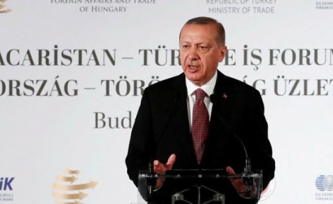 Erdoğan: Ekonomiyi ve bankacılık sistemini kimse çökertemeyecek