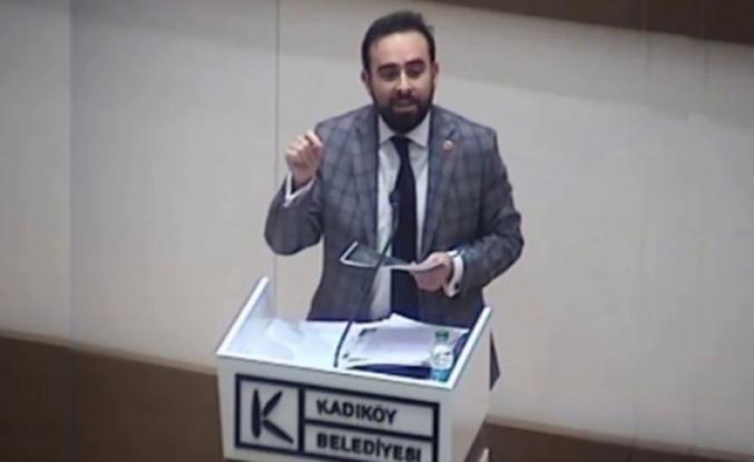 """Ömer Şahan Nuhoğlu'na sordu, """"Kaç tane 15 Temmuz Şehidi ve gazisinin yakınını istihdam ettiniz?"""""""