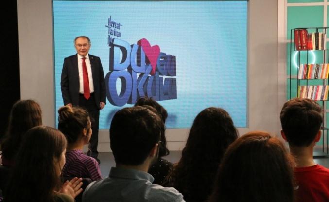 """""""Prof. Dr. Nevzat Tarhan'la Duygu Okulu"""" Habertürk'te başlıyor"""