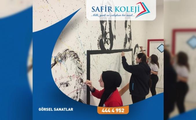 Büyüyen Safir Okulları Türkiye 1.si