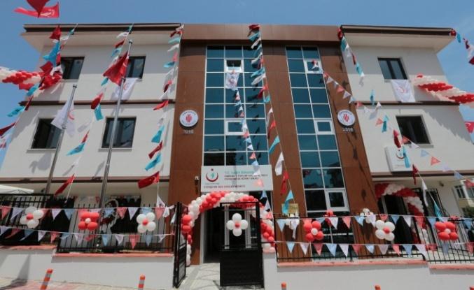 Ümraniye'de Son Onbeş Senede Sağlık Alanında Yapılan Yatırımlar Göz Doldurdu