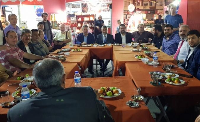 Çankırı'dan Cumhur İttifakına Anlamlı destek