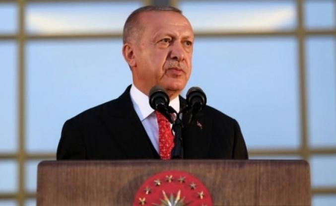 Erdoğan: Teşkilatımız büyük sınav verdi